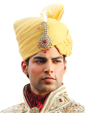 indian wedding turbans